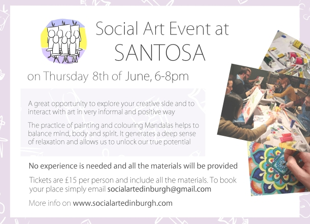 Social Art Event_June (price included)