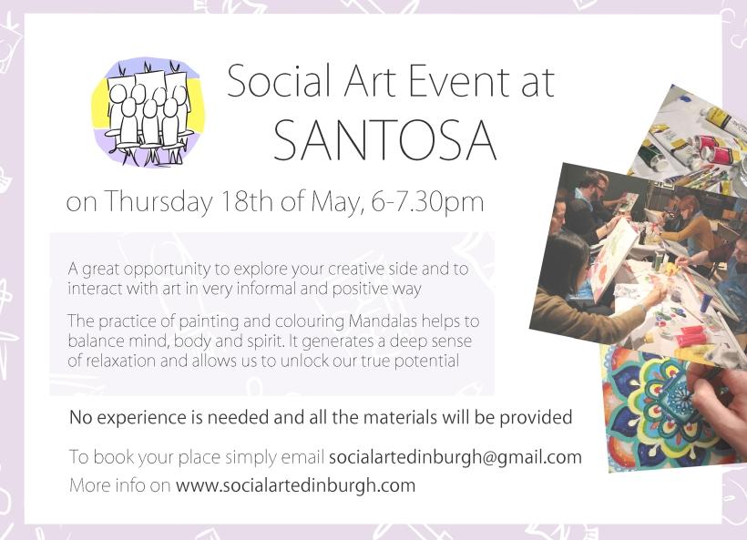 Social Art Event_Santosa