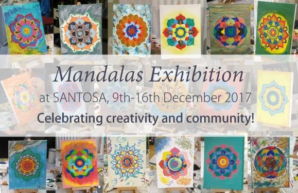 Mandala Exhibition_Santosa