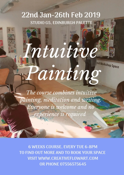 Intuitive Painting Course_Jan